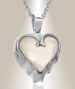 Cremation jewelry by everlasting memories cremation necklaces aloadofball Choice Image